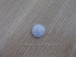 немецкая монета 1985 года