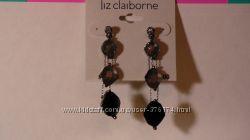 Серьги от LIZ CLAIBORNE сша - 2 вида