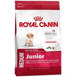 Royal Canin Medium Junior корм для щенков