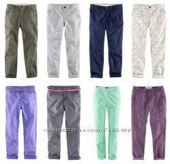 брюки НМ , Chinos, свободные и классические