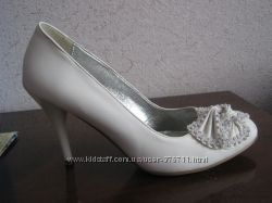 Очень красивые и удобные свадебные туфли