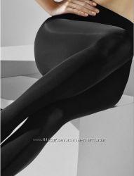 Колготки сатин -плотные атласные колготки на зиму Marilyn, Gabriella, Gatta