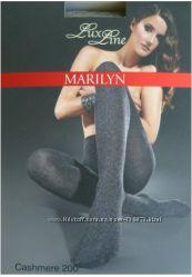 Шерстяные  колготки Marilyn  - 40 кашемир 60  вискоза