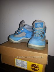 Кожаные ботиночки Timberland 19-19, 5 размера