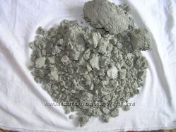 Голубая глина за 1кг