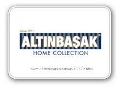 Постельное белье Altinbasak сатин все размеры