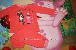 Пижамы, майки, трусики 2-4 года