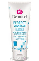 Гель для умывания Dermacol Perfect Cleanser 3 in 1 с морским шелком