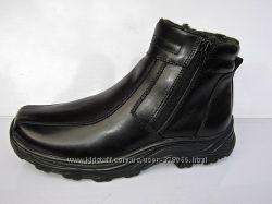 мужские зимние ботинки от производителя