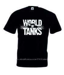Футболка WORLD of TANKS