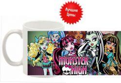 Чашка Monster High