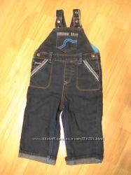 Комбинезон джинсовый Baker Baby 12-18мес.