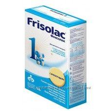 Молочная детская смесь Фрисолак 3 в картоной упаковке. 350 г Friso