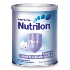 Смесь Нутрилон Пепти для детей с аллергии на белок коровьего молока. Nutril
