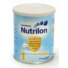 Молочная смесь Nutrilon Нутрилон Комфорт 1, 2 для уменьшения колик. Дешево