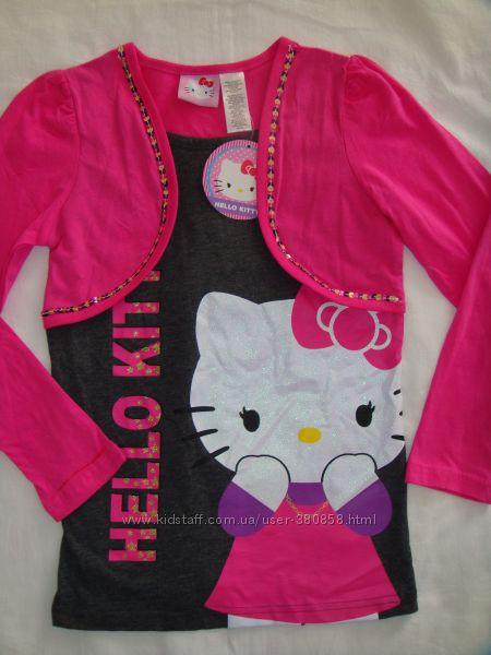 Регланы , комплекты Hello Kitty, Childrens Place и др. на 6-8 лет   из США