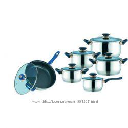 Набор посуды Maestro MR-2014 на 12 предметов цена снижена