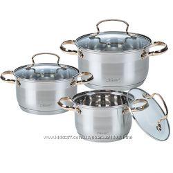 Набор профессиональной посуды MR3516-6