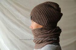 Шарф-баф теплая вещь для защиты от холода