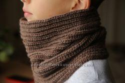Теплая и стильная вещь - баф. Удобная замена шарфу