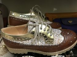 Итальянская обувь только кожа