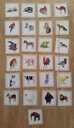 распродаю комплекты наших карточек для изучения англ. языка