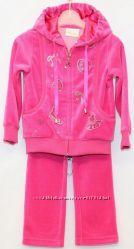 Велюровые костюмы от Deloras 92-128 распродажа