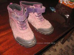 ботинки  деми CLARKS бу р12, 5