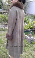 Дубленка женская натуральная овчина