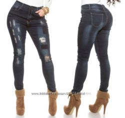 Модные джинсы для пышной красы