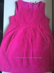 Платье-сарафан Benetton юбка Jacadi