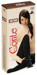 Теплые женские колготы Conte