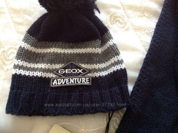 Распродажа шикарных шапочек Geox, оригинал
