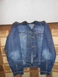 Джинсовая куртка WENICE