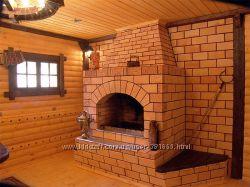 Грубки, печі, каміни - економимо на опаленні