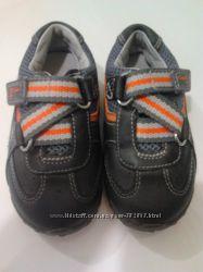 Симпатичные кроссовки-мокасины CLARKS р-р 20 стелька 13. 5 см