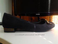 Красивые  туфли-балетки FAITH р-р 38. 5-39 стелька 25 см