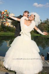 Свадебное платье Цена снижена