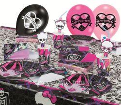 День рождения Школа Монстров Монстер Хай Monster High