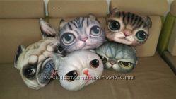 Кото- подушки для дома и прекрасного настроения