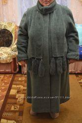 Продам новое кашемированное пальто