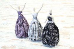 Текстильная кукла Три грации
