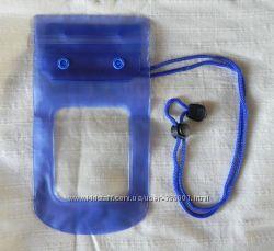 Водонепроницаемый силиконовый чехол для телефона и личных вещей