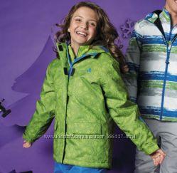 Куртка зимняя лыжная для девочки Германия  158-164см.