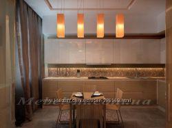 Кухня любого размера и конфигурации на заказ