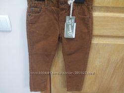 Цветные брюки для вашего модника 3-4  лет
