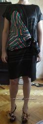 продам нарядное платье Donna Karan 46 р