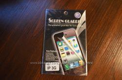 Матовые защитные пленки перед для iPhone 3 3S