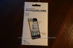 Матовые защитные пленки передзад для iPhone 5