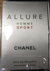 Chanel allure sport, Armani Gio